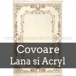 Covoare Lana si Acryl