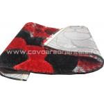 Covor Premium 3D-1009red